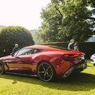 Villa d'Este 2016 Aston Martin Vanquish Zagato Concept