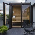 Outdoor Sauna | Sauna für zu Hause | Sauna bauen