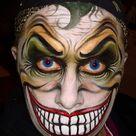 30 Creative Face Painting Art Collection | Naldz Graphics
