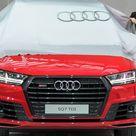 2017 Audi SQ7 TDI   Triple Turbo Diesel V8 is Ultimate Tax on Society » Car Revs Daily.com