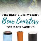 The Best Lightweight Bear Canisters for Backpacking