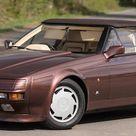 1989 Aston Martin V8 Zagato Volante Convertible  Chassis no. SCFCV81Z7JTR30022