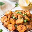 Crispy Spanish Potatoes