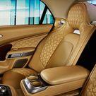 Aston Martin Lagonda interior revealed