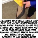 Multifunction Level Ruler