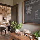 Kitchen Chalk Boards