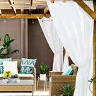 20 idee fai da te per creare una zona d'ombra in giardino Lasciatevi ispirare…