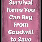 Survival Supplies