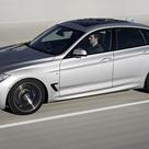 2014 BMW 3 Series Gran Turismo Premiers Ahead of Geneva Launch