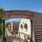 Schwimmendes Seehotel in Parey   Dein Lieblingsplatz