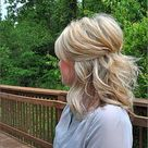 24 Lovely Medium length Hairstyles For 2020 Weddings   Page 2 of 2   WeddingInclude