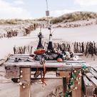 Lieblingsplätze: Doro's Tisch am Strand von List - Sylt Fräulein