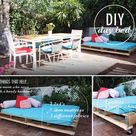 Pallet Day Beds