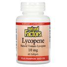 Natural Factors, Lycopene