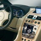 Wallpaper beige 2006 rapide concept car interior the steering wheel aston martin salon speedo...