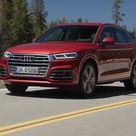 2017 Audi Q5 overview