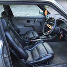 Bmw e30 interior recaro and OMP