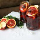 Blood Orange Sangria