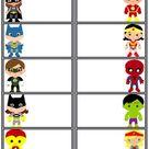 Superhero Names