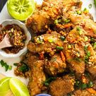 Canh Ga Chien Nuoc Mam (Fish Sauce Chicken Wings) - Wok and Kin