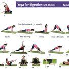 yoga to help digestion