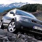 2000 Audi allroad quattro 2.7T Tiptronic  technical data and info
