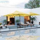 Multi-Canopy Cantilever Umbrella — Modular | Shadowspec Australia