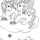 My little Pony Printen Kleurplaat 9