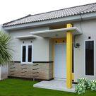 Model Teras Rumah Atap Cor