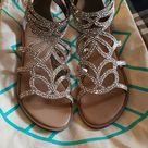 Sparkly Sandals