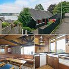 Scandinavian-style house in Broughty Ferry, near Dundee, Scotland