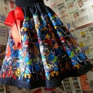Superhero Dress