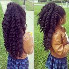 Natural Hair Babies