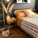 MOON MIRROR Boho Home Decor Ideas
