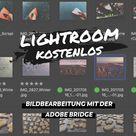 Lightroom kostenlos ohne Lightroom | marcoundfelix.de