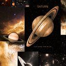 ✨🪐Saturn Planet Wallpaper Aesthetic🪐✨
