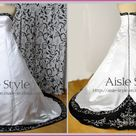 High Quality Embroidery Wedding Gown, Wedding Dress ASM2020