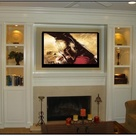 Fireplace Entertainment Centers