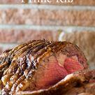Cooking Prime Rib Roast