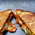 Pizza Grilled Cheese Sandwich in 5 Minuten   Kochkarussell