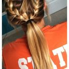easy hairstyles for medium hair for school for teens quick
