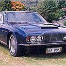 Aston Martin DBS Coupé 1967–1972