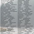 OUR ULTIMATE ROAD TRIP PLAY LIST