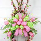 11 Gorgeous DIY Spring Wreaths