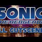60FPS! Sonic The Hedgehog (2006) All Cutscenes