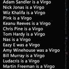 Virgo Horoscope August 23 September 22 Celebrities