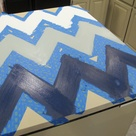 Paint Chevron Walls