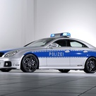 2006 Brabus Rocket Polizei  based on Mercedes Benz CLS klasse C219