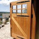 Timber Frame Barns | New Energy Works