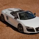 2011 Los Angeles Auto Show 2012 Audi R8 GT Spyder Debut